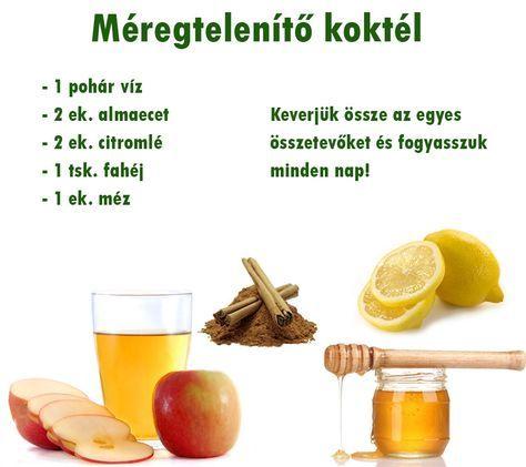 Az 5 leghatékonyabb méregtelenítő ital