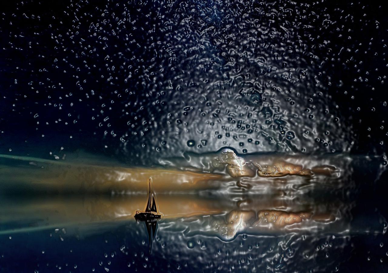 a féreglyuk csónak
