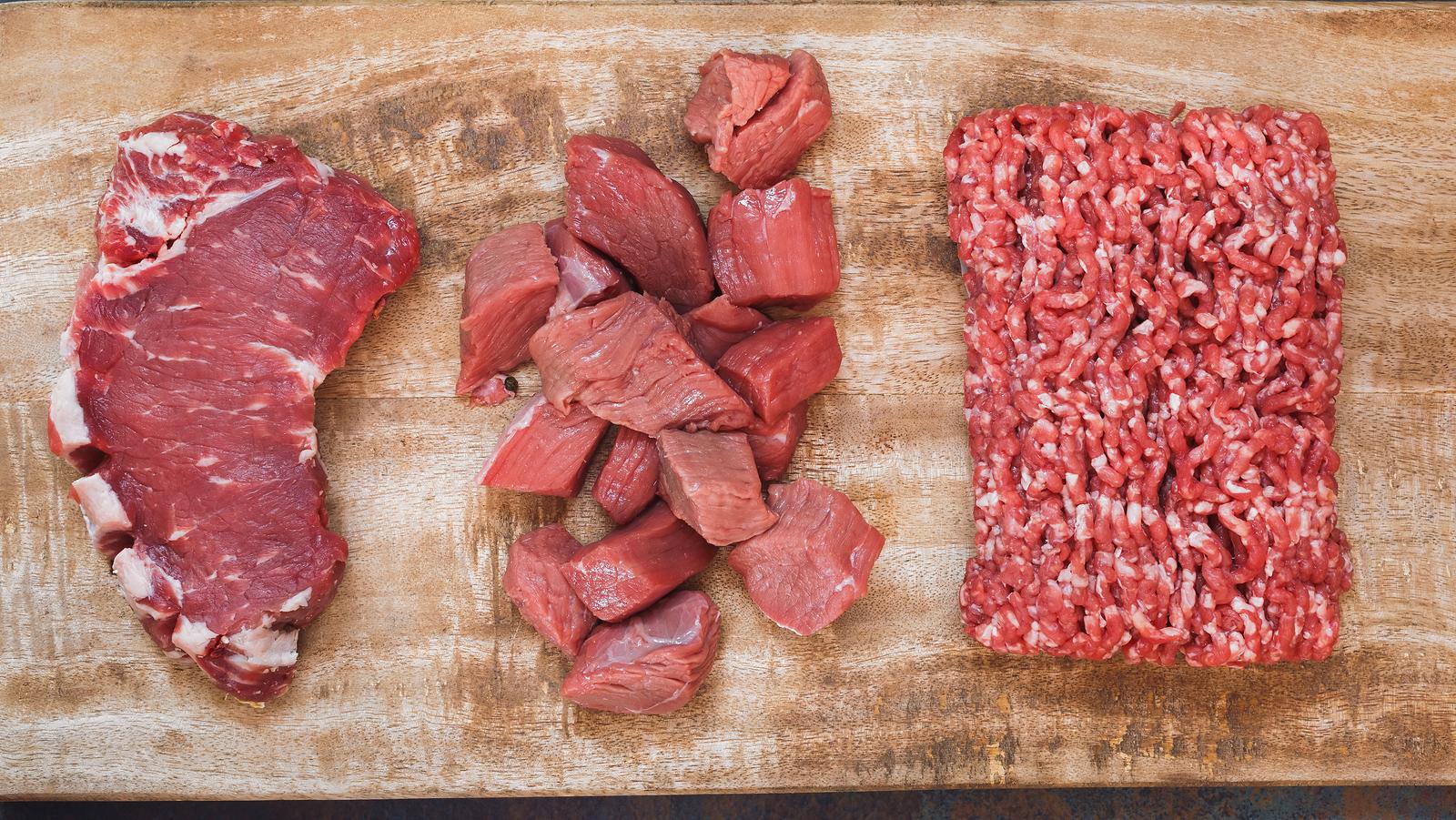 vörös hús vastagbél