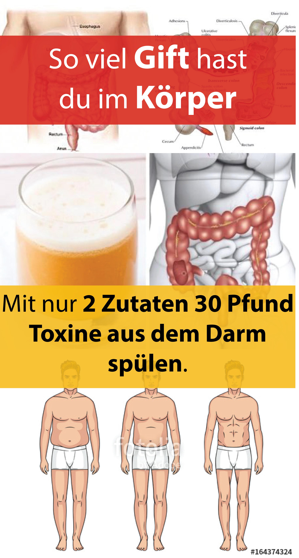 toxinok im darm
