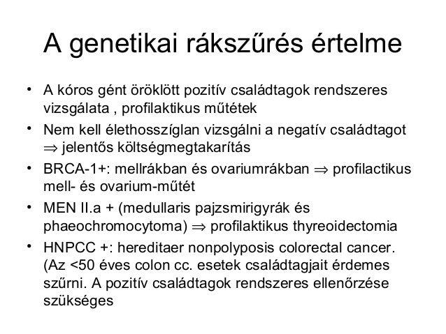 endometrium rák és prognózis)
