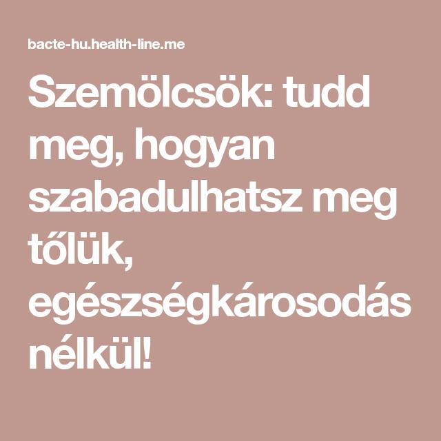 Szemölcs | notafa.hu