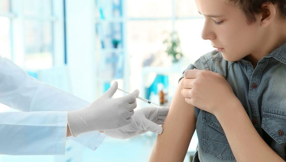 hpv virus bei jungen