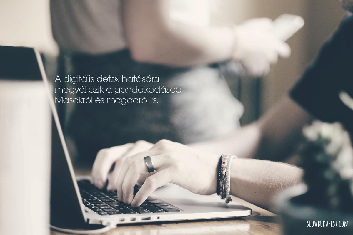 Digitális méregtelenítés 2. rész: Mire számíts, ha elkezded? - Slow Blog