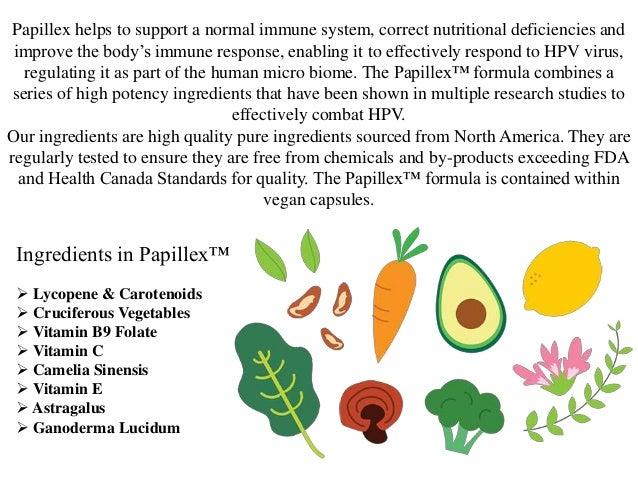 hpv vírus vitaminok a papilloma orvos eltávolítása