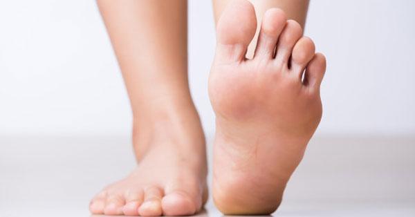 Miért izzad a lábad?