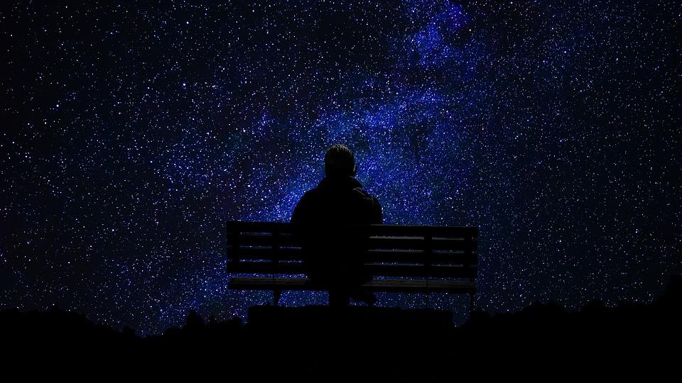 sötétség az ember számára