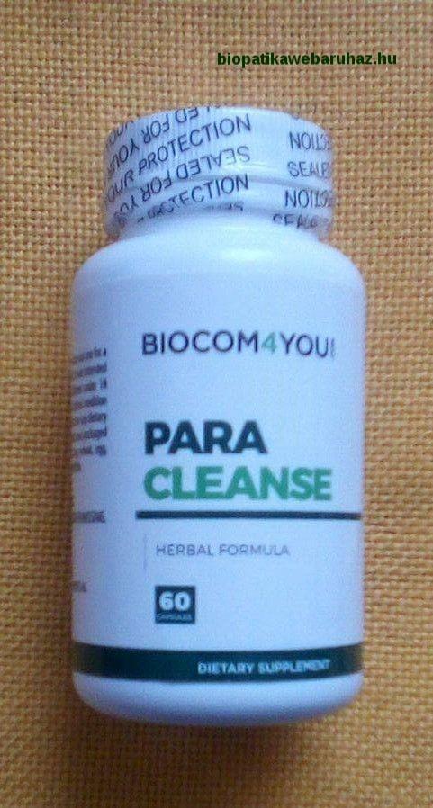 Parazita gyogyszer, Természetes küzdelem a bélparaziták ellen   Gyógyszer Nélkül