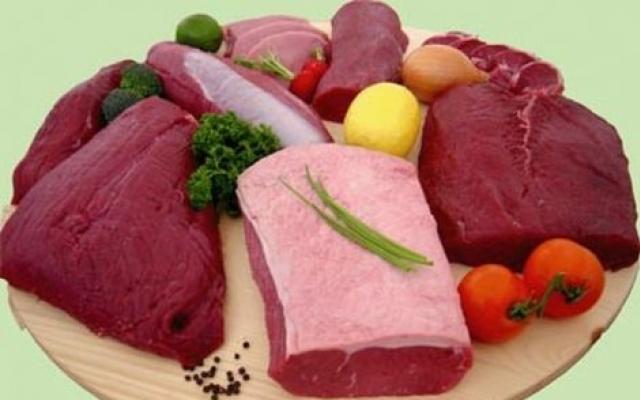 A vörös hús és a rák