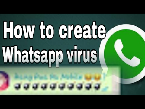 WhatsApp vírus