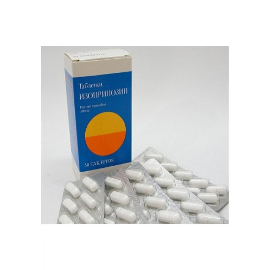 Hogyan kell szedni az Isoprinosint a HPV-vel? - Pattanás October