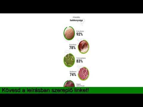 Orosz Enterobiosis Föderáció giardia természetes fokhagyma kezelés